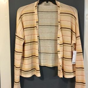 Relaxed Urban Outfitters lightweight Cardigan NWT